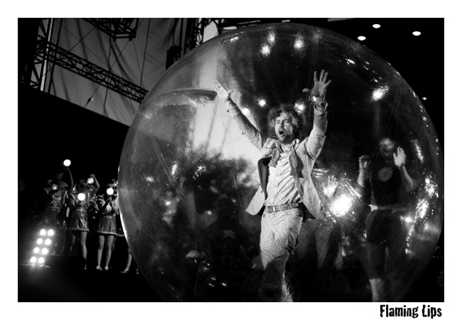 The Flaming Lips Voodoo Music Experience